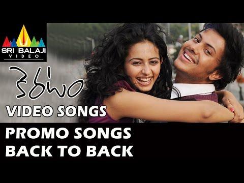 Keratam Movie Video Songs Back to Back    Rakul Preet Singh
