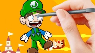 Download Youtube: Jacksepticeye Animated | Super Mario Maker