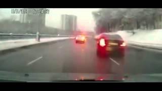 Криминальные подставы на дорогах | Подборка