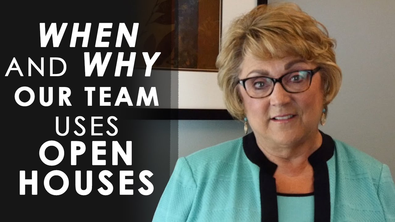 Are Open Houses Useful?