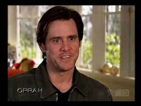 "Jim Carrey on Eckhart Tolle's ""A New Earth"""