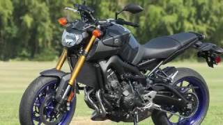 9. 2017 Yamaha MT-09 (FZ-09 in the U.S.A.)
