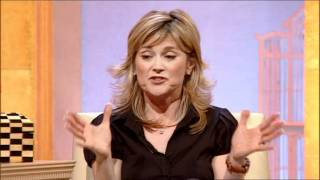 Anthea Turner [ITV1] - Leggy With Stockings.