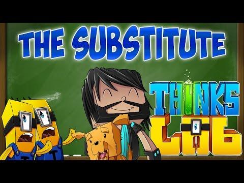 Minecraft Mods : Think's Lab - School Visit! [Minecraft Roleplay]
