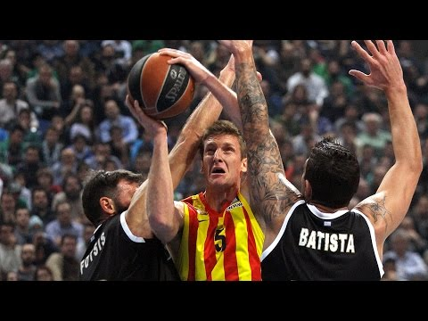 Highlights: Panathinaikos Athens-FC Barcelona