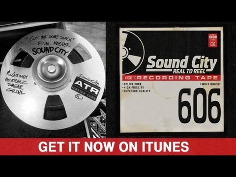 Cut Me Some Slack (Song) by Dave Grohl, Krist Novoselic, Pat Smear, Paul McCartney,  and Sound City Players