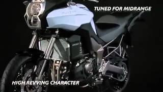 8. 2013 Kawasaki Versys 1000 - Walkaround - 2013 Quebec Motorcycle Show