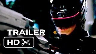 RoboCop Official Trailer #1 (2014) - Samuel L. Jackson, Gary Oldman Movie HD