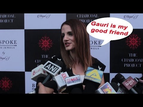 look What Sussanne Khan Says About Gauri.....?