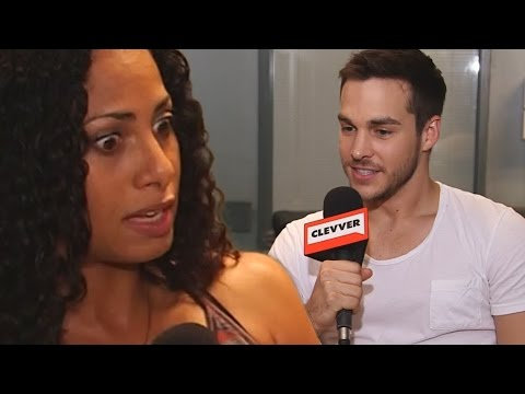 """""""Containment"""" Cast Spills On New Show, Romances & What To Expect!"""