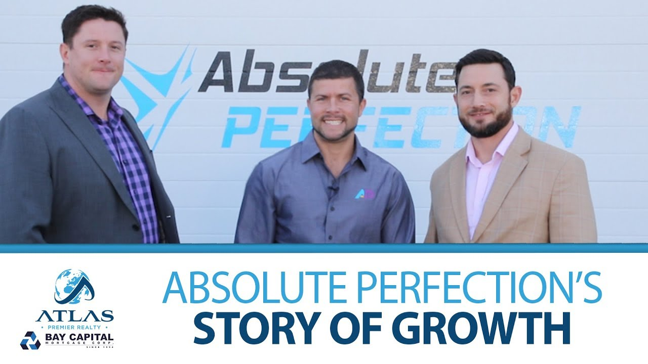 Absolute Perfection: A Story of Growth in Business