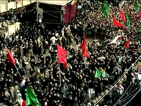 Ashura in Karbala - Muharram - Arabic   All Languages