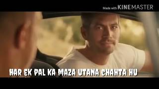 Nonton Fast And Furious Dialogue In Hindi  Vin Diesel And Rip Paul Walker  30 Sec Whatsapp Status    Film Subtitle Indonesia Streaming Movie Download