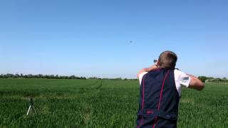 Clay Shooting – Malcolm
