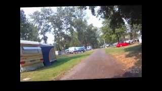 Keszthely Hungary  City pictures : A quick tour of Camping Zala, Keszthely, Hungary