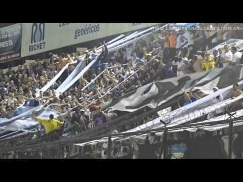 All Boys 0 - 3 Argentinos |  Soy de floresta que loco que soy - La Peste Blanca - All Boys