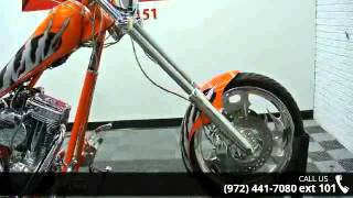 1. 2006 American IronHorse Texas Chopper  - Dream Machines o...