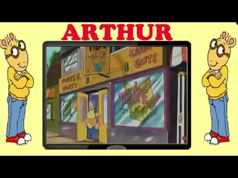 Arthur full episode Rhyme for Your Life; For Whom the Bell Tolls