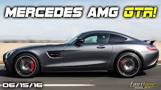 New Mercedes-AMG GT-R Tease, Mazzanti Evantra Millecavalli, Friendsday Wednesday - Fast Lane Daily by Fast Lane Daily