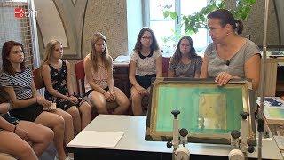 Výtvarné dílny v Galerii Lautner