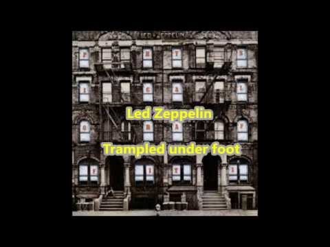 Trampled Under Foot (1975) (Song) by Led Zeppelin