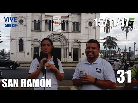 Revista Vive 506 CR - 22/11/17 - San Ramón