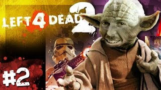 HUNT FOR YODA - Star Wars Mod   Left 4 Dead 2 [#2]