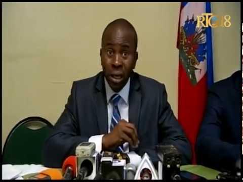 Parlement haïtien / Mercredi 7 décembre 2016