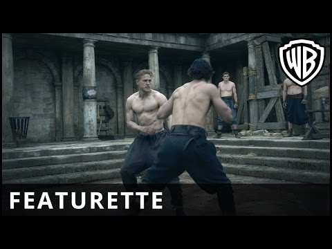 King Arthur: Legend of the Sword (Featurette '1000 Punches')