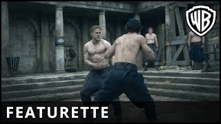 King Arthur: Legend of the Sword - 1000 Punches Featurette