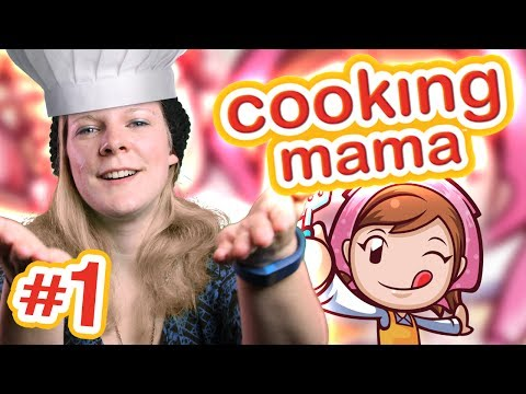 Cooking Mama #1 - A Pile Of Crepe