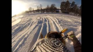 Idre Sweden  city photo : Snowmobiling in Idre (Sweden) GoPro Hero3 HD 2013