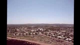 Newman Australia  city images : Iron Ore Mining Town in Newman Western Australia.