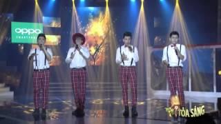 Tôi Tỏa Sáng Số 3: 365 Daband&Hoàng Thùy Linh (Full HD)