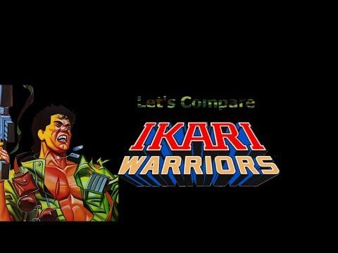 Ikari Warriors Atari