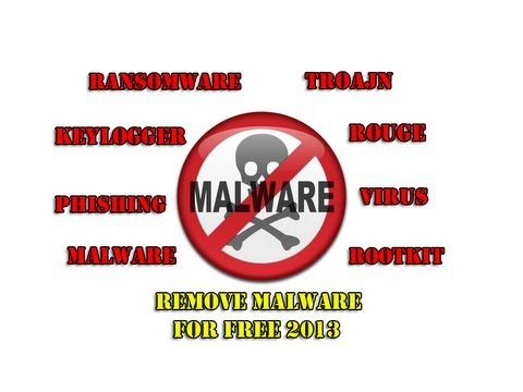 malware - Remove Malware For Free 2013 by Britec In this video I will show you how to remove malware in a really infected machine. This is a basic guide and may not wo...