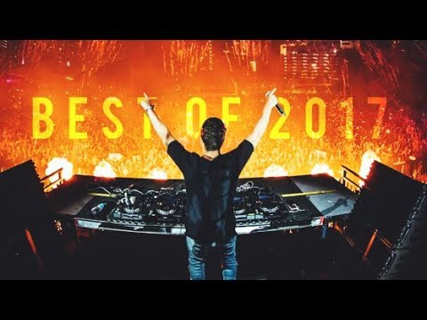 Best Of EDM 2017 Rewind Mix - 45 Tracks in 12 Minutes