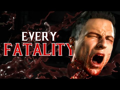 Every Fatality In Mortal Kombat 11