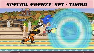 Super Smash Flash 2: Episode 295 – Special Frenzy: Set (Turbo)