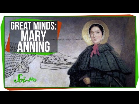 greatest - Learn about Mary Anning, one of England's most important contributors to the field of paleontology. Hosted by: Hank Green ---------- Like SciShow? Want to help support us, and also get things...