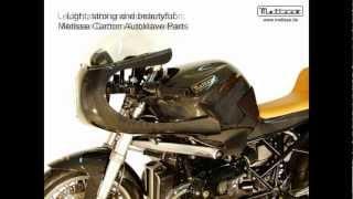 8. Metisse BMW R1200 CR Classic Racer