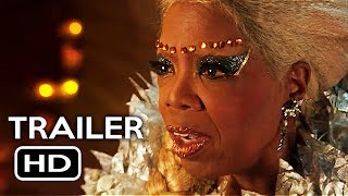 A Wrinkle in Time Trailer 1 (2018) Oprah Winfrey, Chris Pine Fantasy Movie HD [Official Trailer]