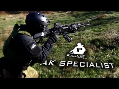 AK Specialist | Tactical Shooting Drill – M70ab2 & P226