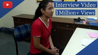 Interview for Tata Consultancy Services of Software Engineer(English subtitles)