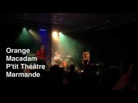 Orange Macadam - Emoi et Moi