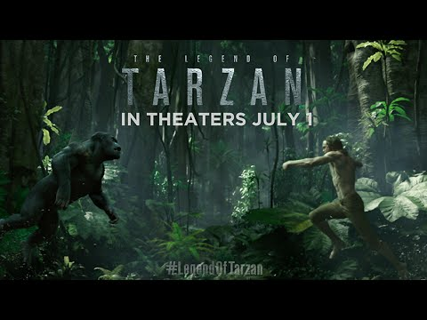 Watch Final The Legend of Tarzan Trailer