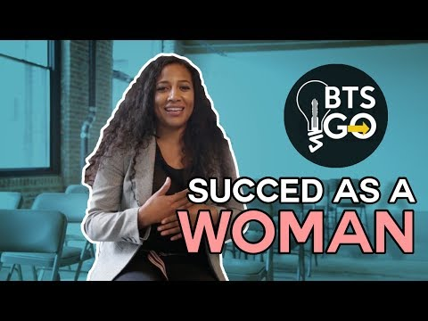 Watch 'Business Success Tips for Women In A Male Dominated Industry '