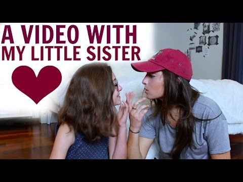 Like - Expand for more info: » My Last Video: http://bit.ly/1l9yspX » SUBSCRIBE: http://bit.ly/1aPKGre » LIKE/Give this video a THUMBS UP for more! Meet my little sister Lucie Kay! She is the...