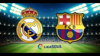Real Madrid - FC Barcelona. Spanish Super Cup. Second leg. Santiago Bernabéu. Barcelona vs Real Madrid 1-3 All Goals ...