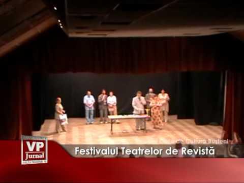 Festivalul Teatrelor de Revistă